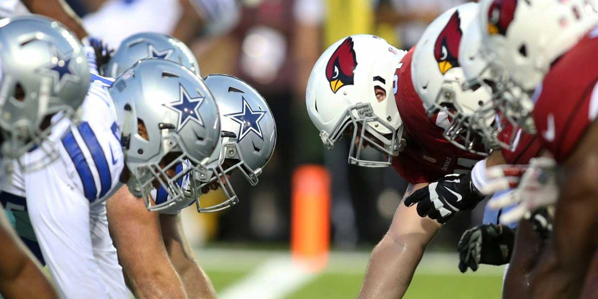 Arizona Cardinals vs. Dallas Cowboys