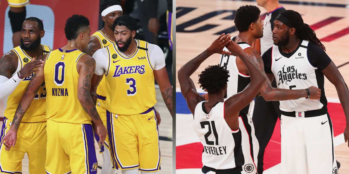 Lakers - Clippers