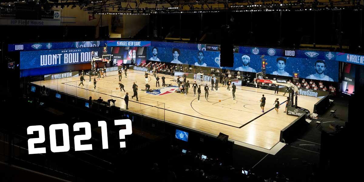 NBA 2021?