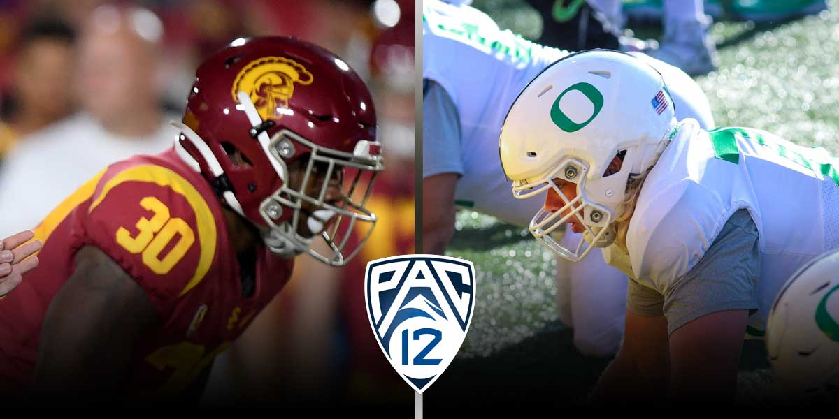 PAC 12 - USC - Oregon