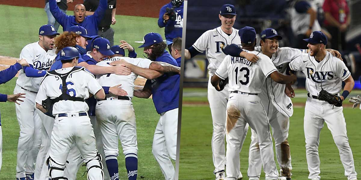 Tampa Bay Rays - Los Angeles Dadgers