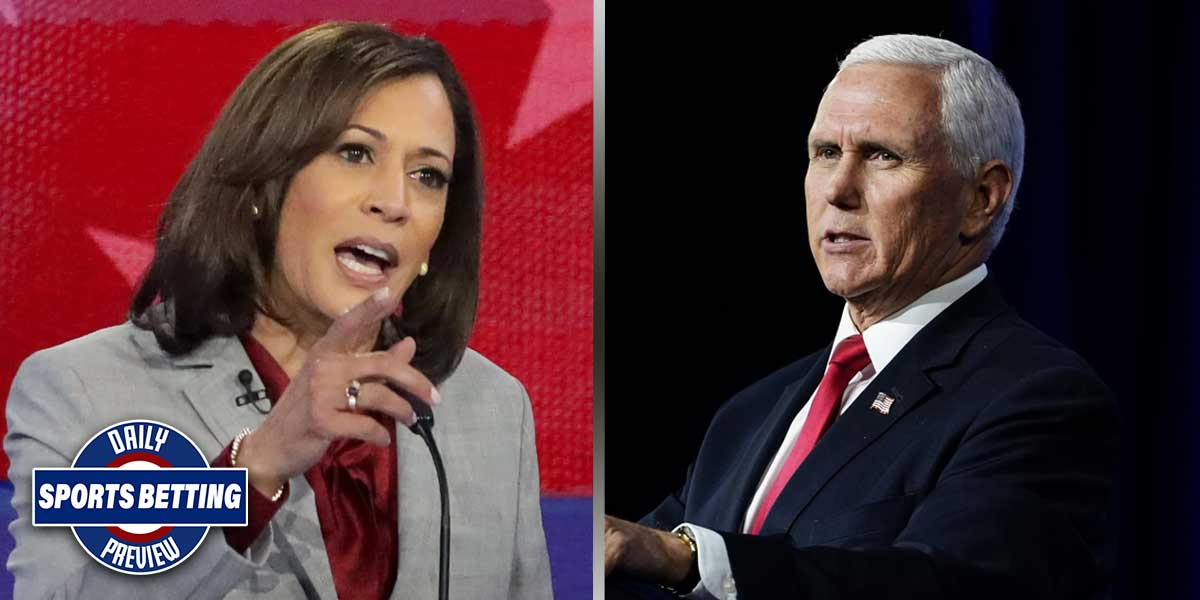 Kamala Harris - Mike Pence