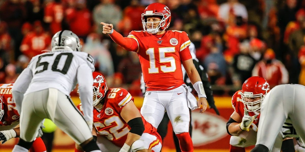 Chiefs vs. Raiders