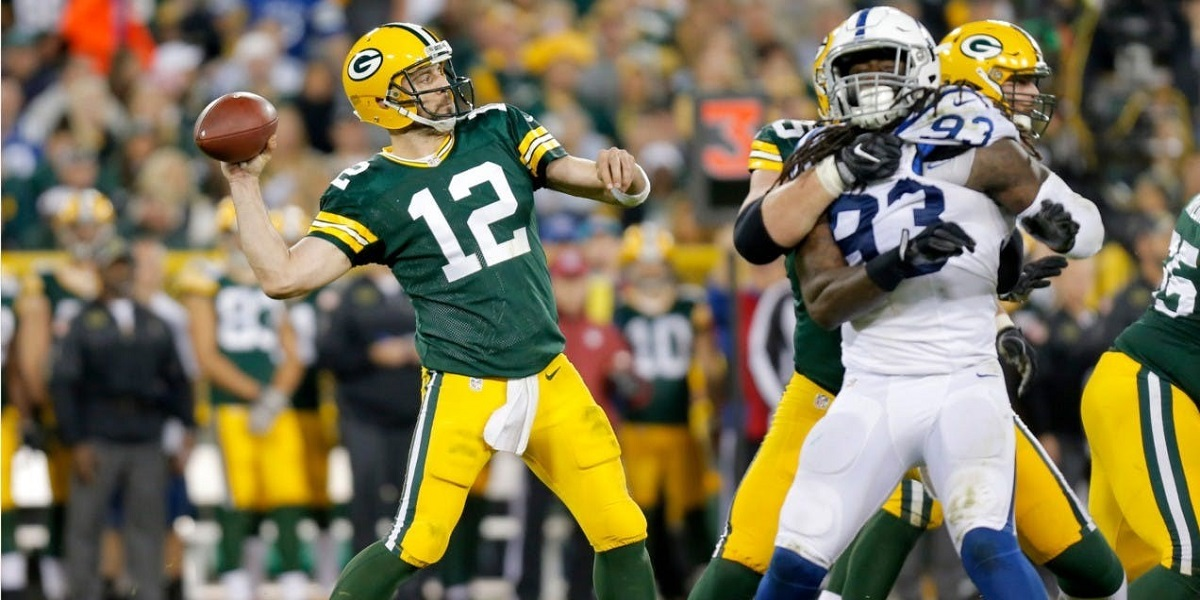 Packers vs. Colts