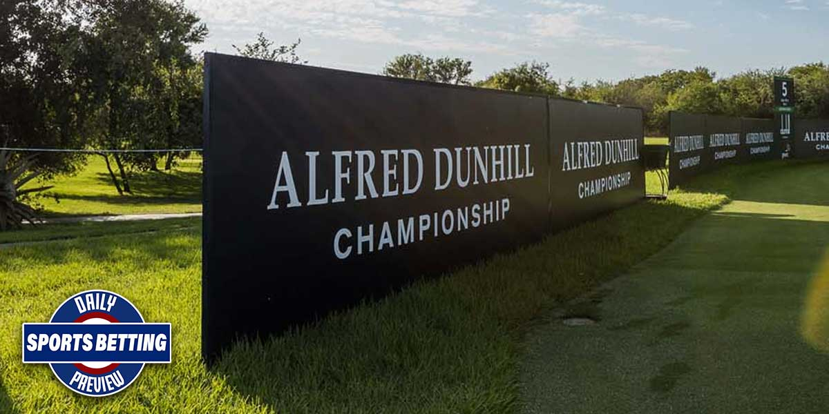 Alfred Dunhill Golf