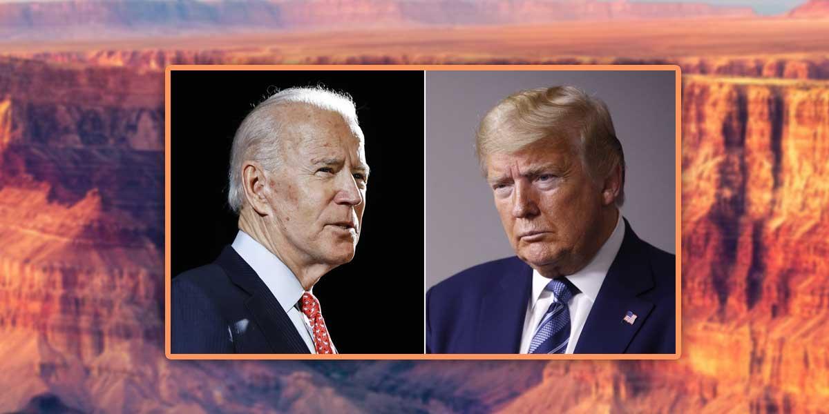 Biden - Trump - Arizona