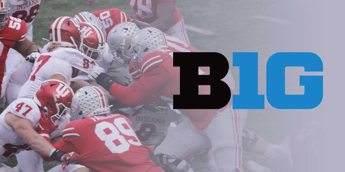 BIG 10 Football