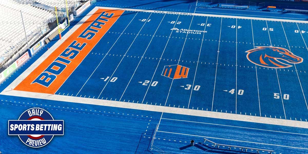 Boise State Football Field