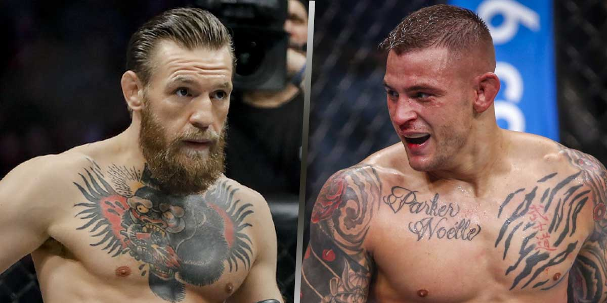 Conor McGregor - Dustin Poirier