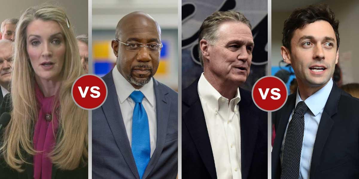 Georgia Senate Runoff Races