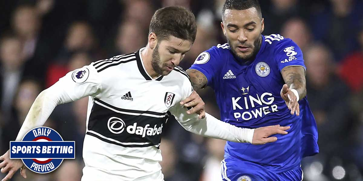 Leicester City vs. Fulham