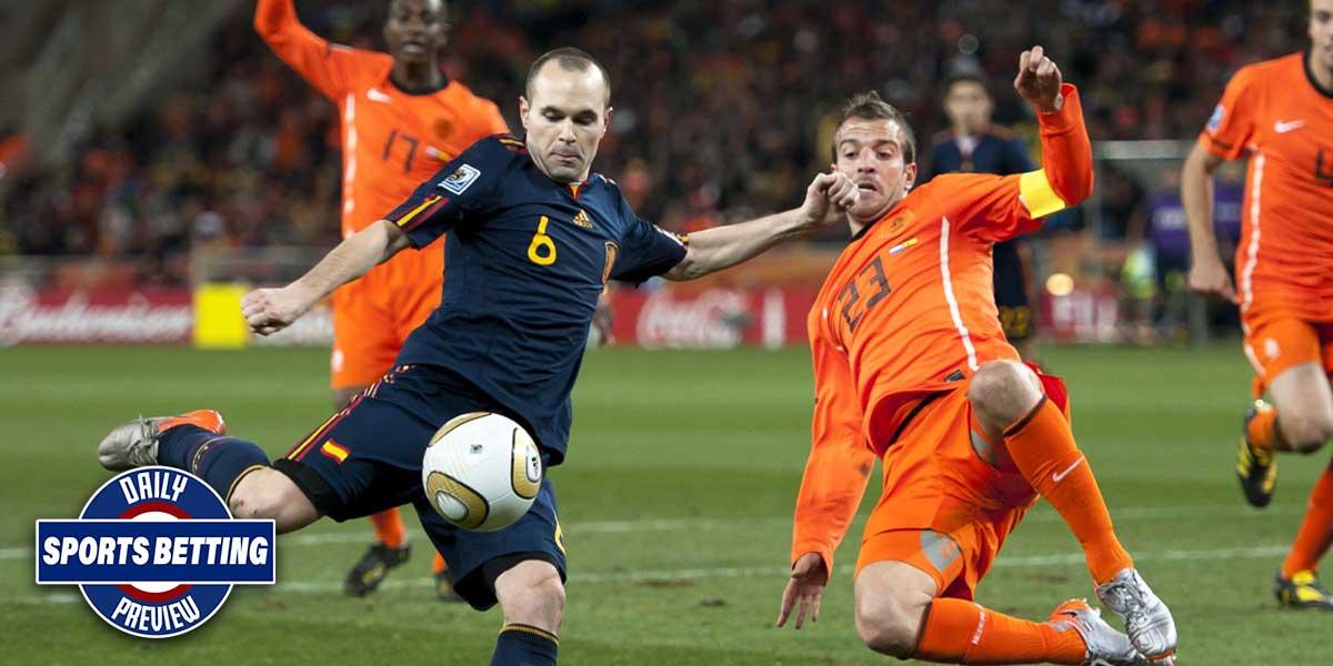 Netherlands vs. Spain