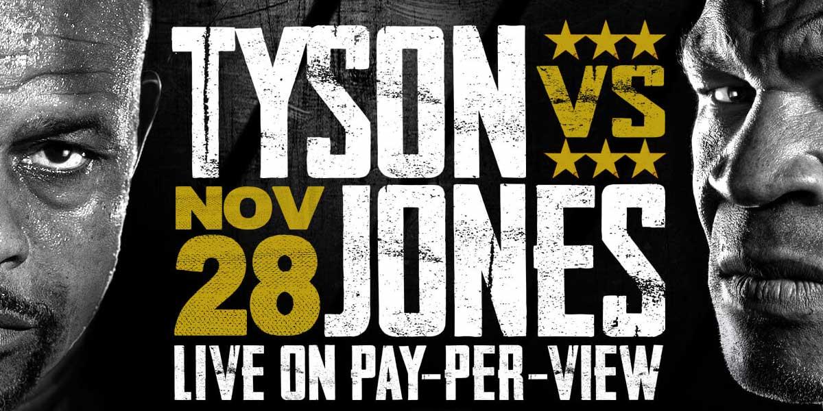 Mike Tyson - Roy Jones Jr.