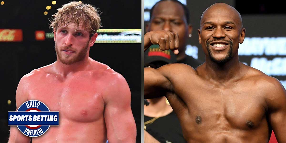 Logan Paul - Floyd Mayweather