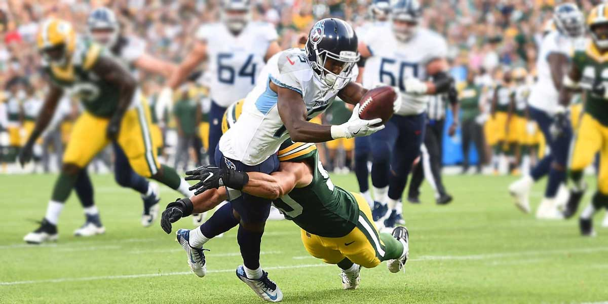 Packers vs. Titans