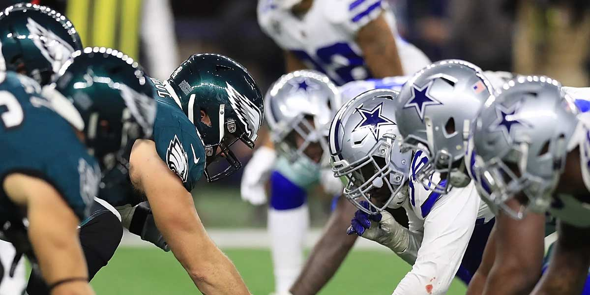 Eagles - Cowboys