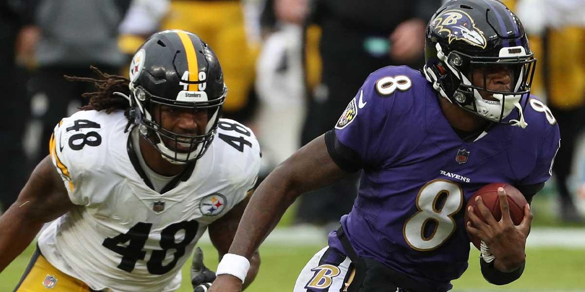 Ravens - Steelers