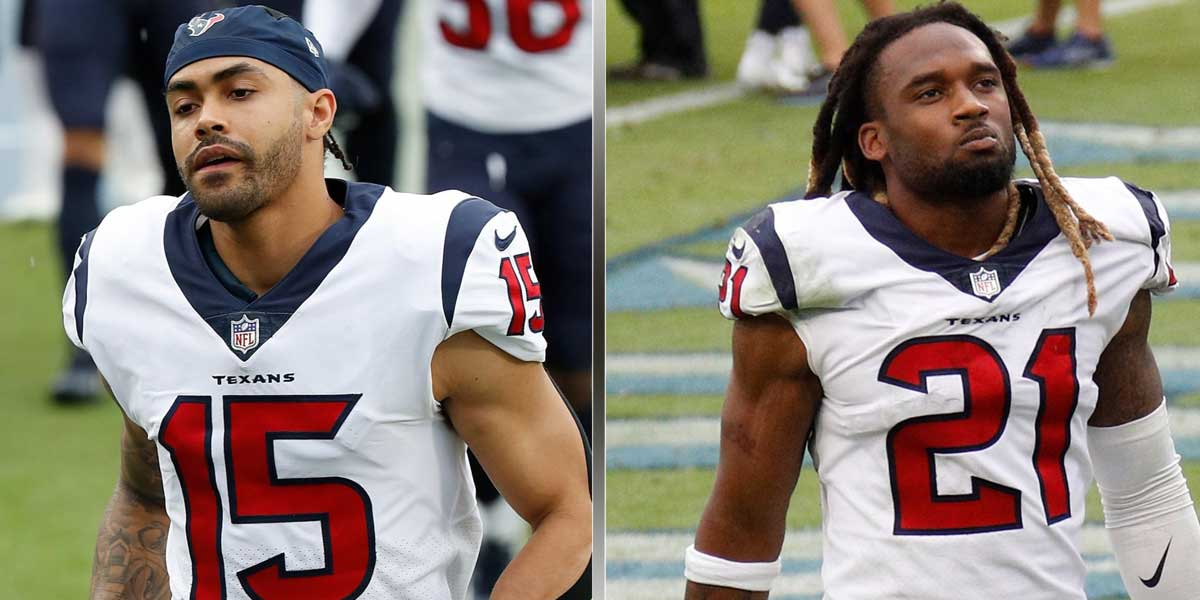 Will Fuller and Bradley Roby