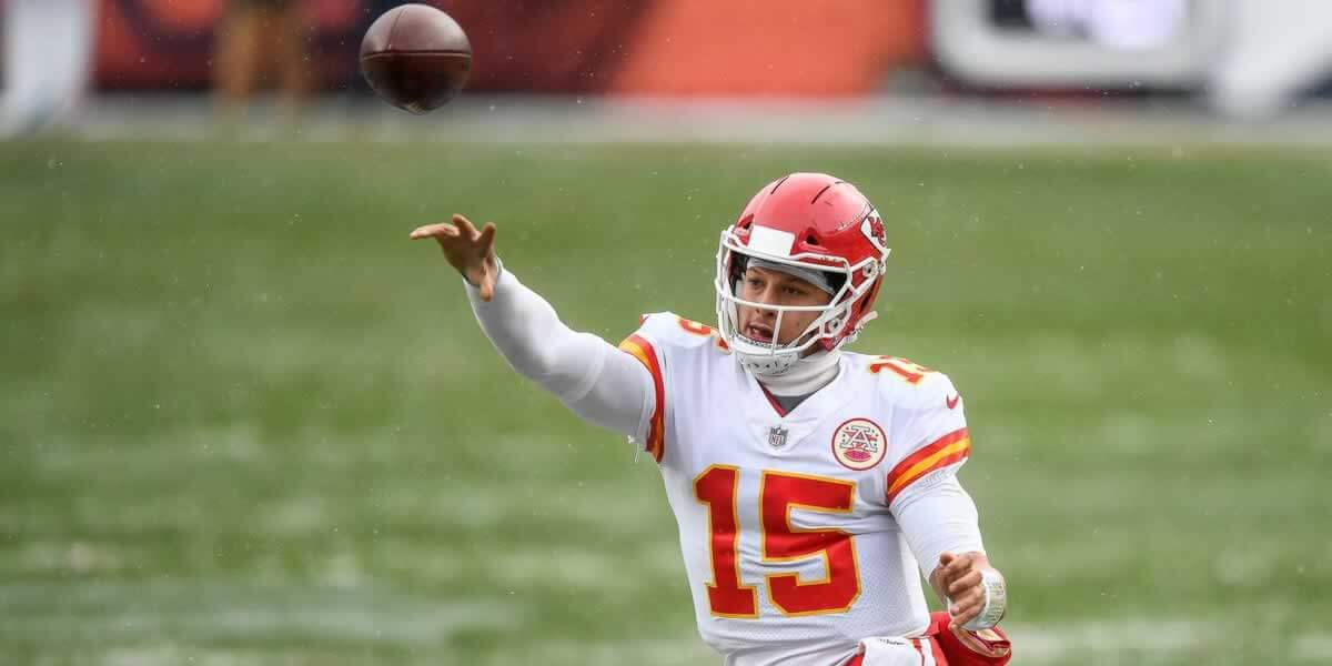 Last Minute Wagering On Patrick Mahomes