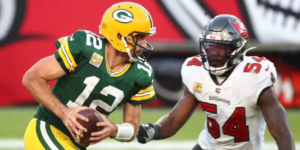 Bucs vs. Packers
