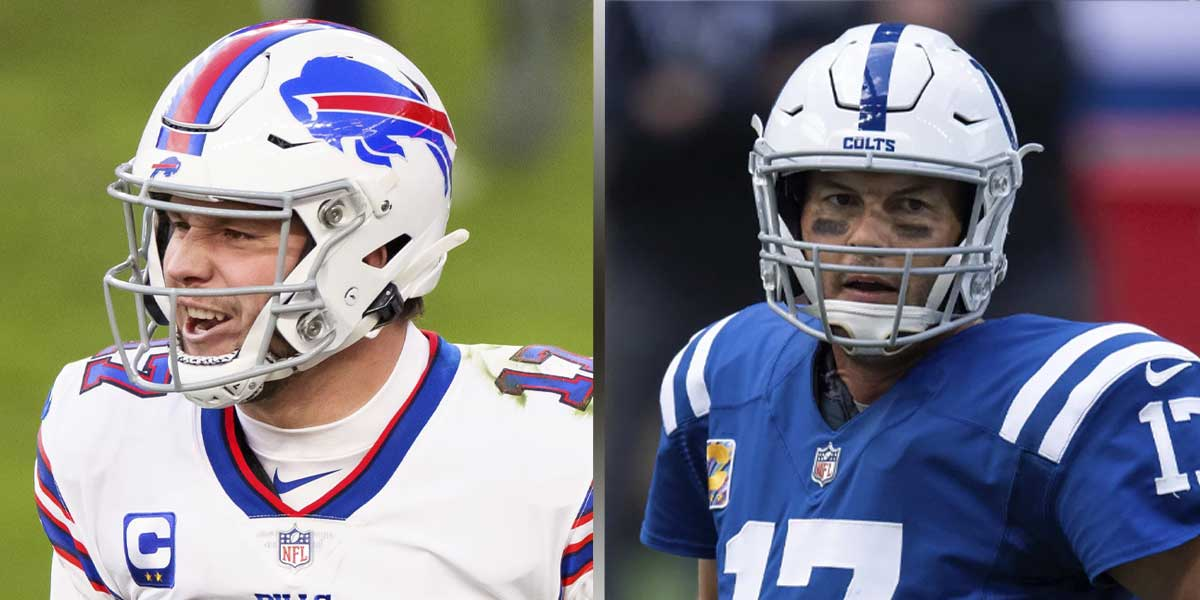 Josh Allen - Phillip Rivers