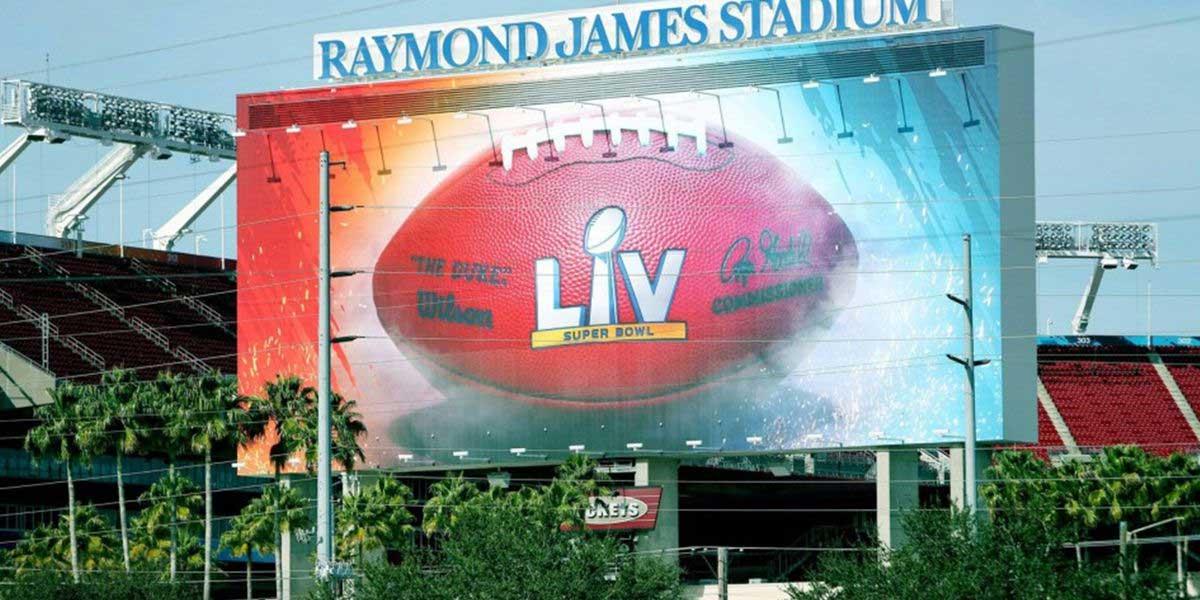 Super Bowl LV - Raymond James Stadium