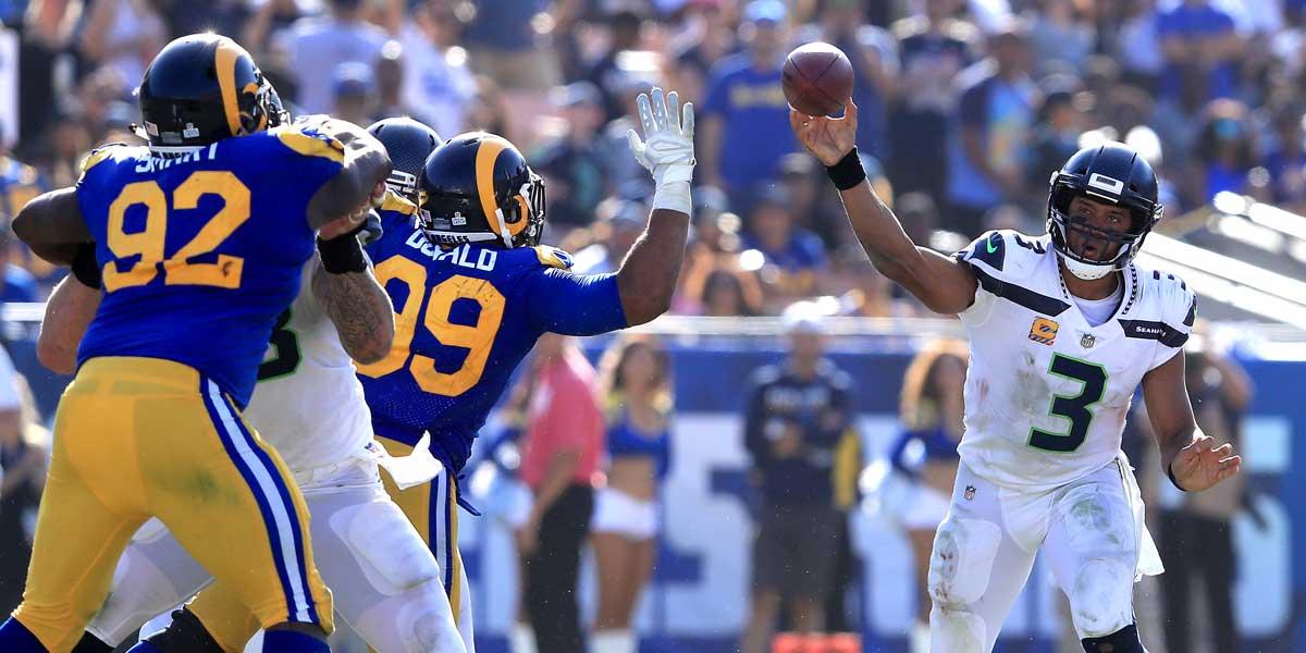 Los Angeles Rams vs. Seattle Seahawks