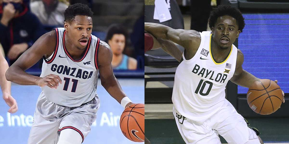 Gonzaga - Baylor Basketball