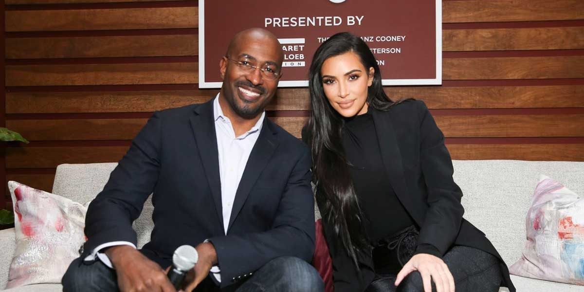 Van Jones - Kim Kardashian