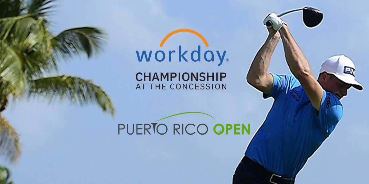 WGC Workday Championship- Puerto Rico Open