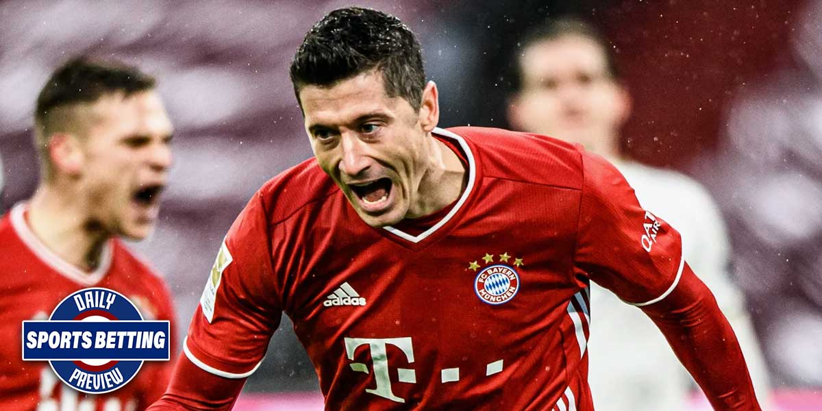 Robert Lewandowski'
