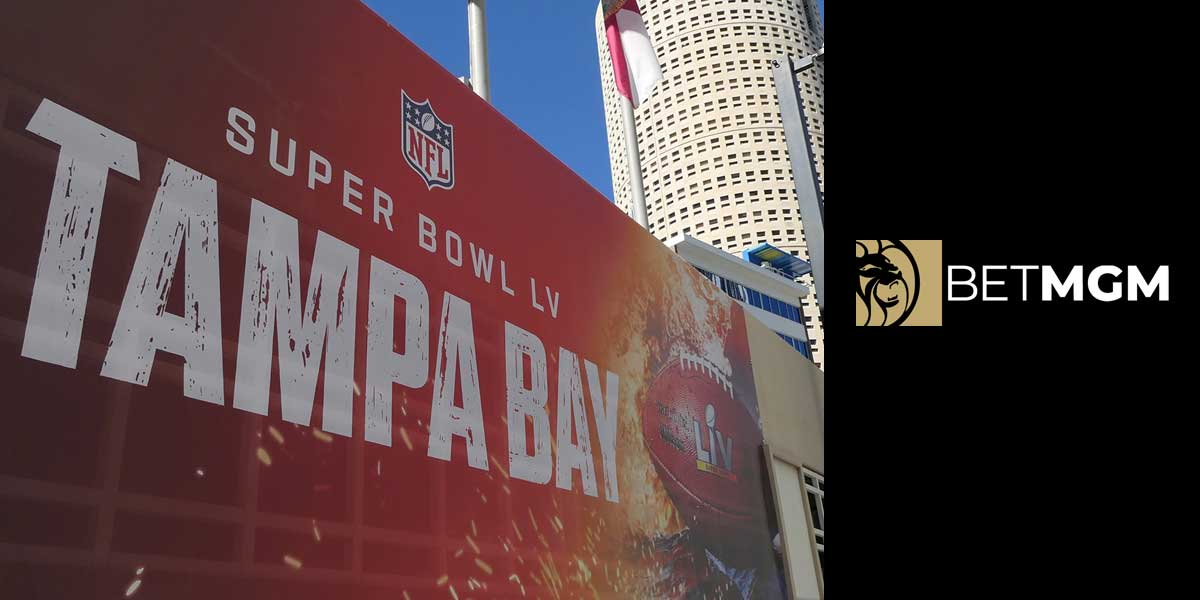 BetMGM - Super Bowl LV
