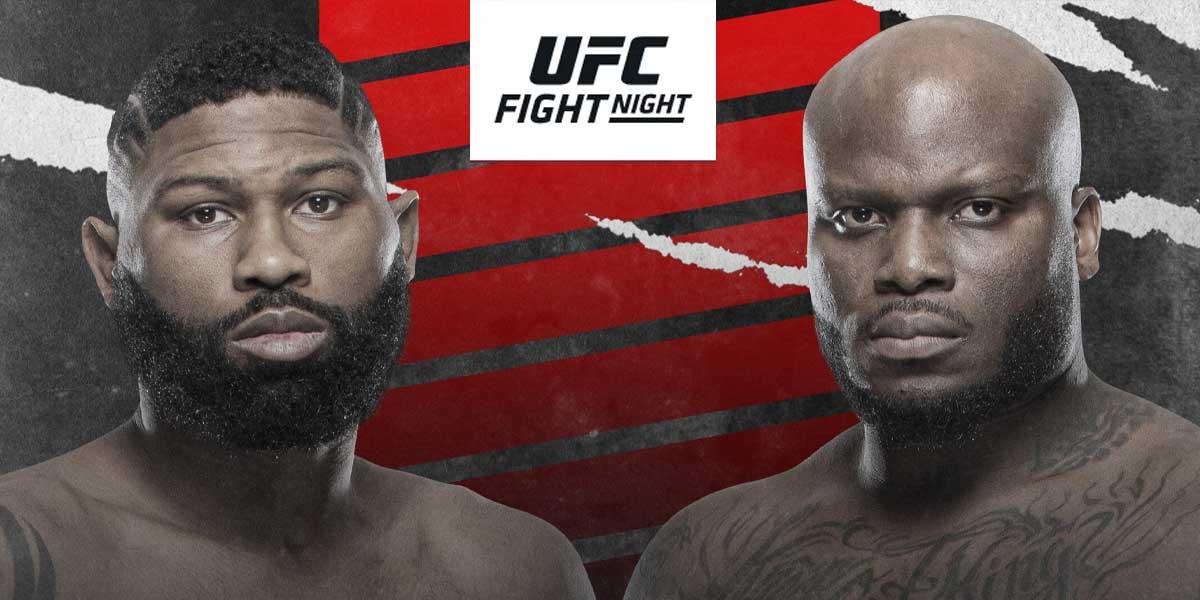 UFC Fight Night Blaydes vs. Lewis