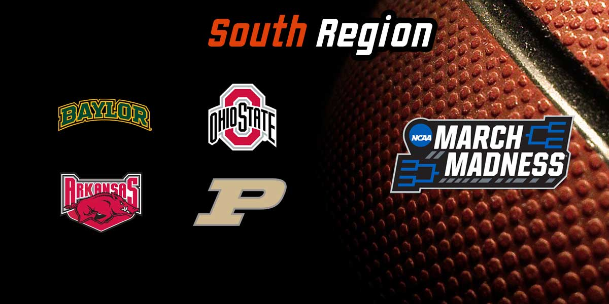 March Madness South Region