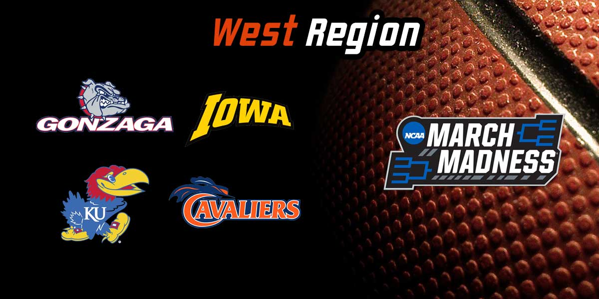 March Madness West Region