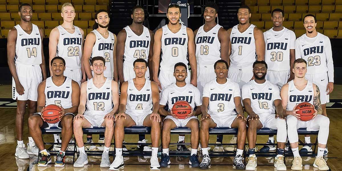 Oral Roberts Basketball