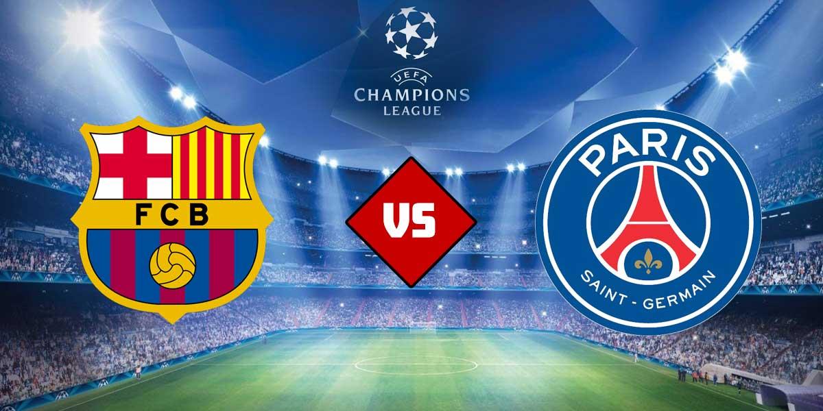PSG vs. Barcelona