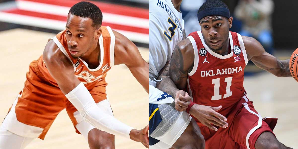 Texas - Oklahoma Basketball