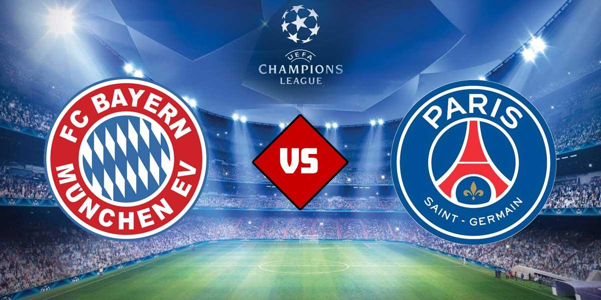 Bayern Munich vs. PSG