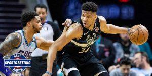 Milwaukee Bucks vs. Charlotte Hornets