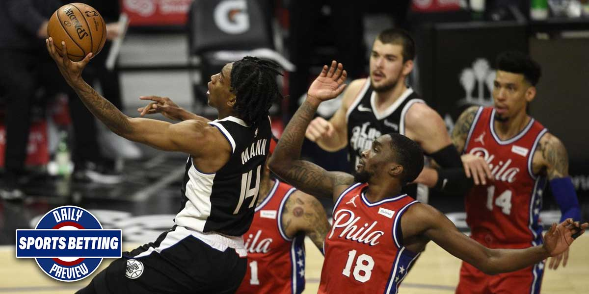 Los Angeles Clippers vs. Philadelphia 76ers
