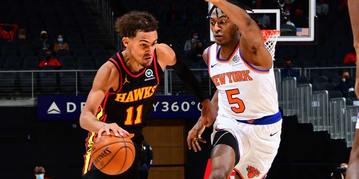 New York Knicks vs. Atlanta Hawks