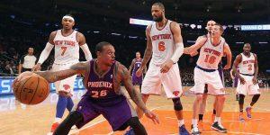 Knicks - Suns