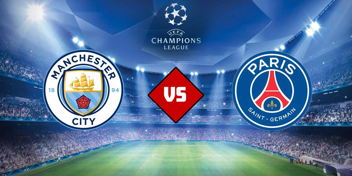 Manchester City vs. PSG