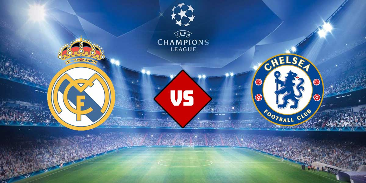 Real Madrid vs. Chelsea