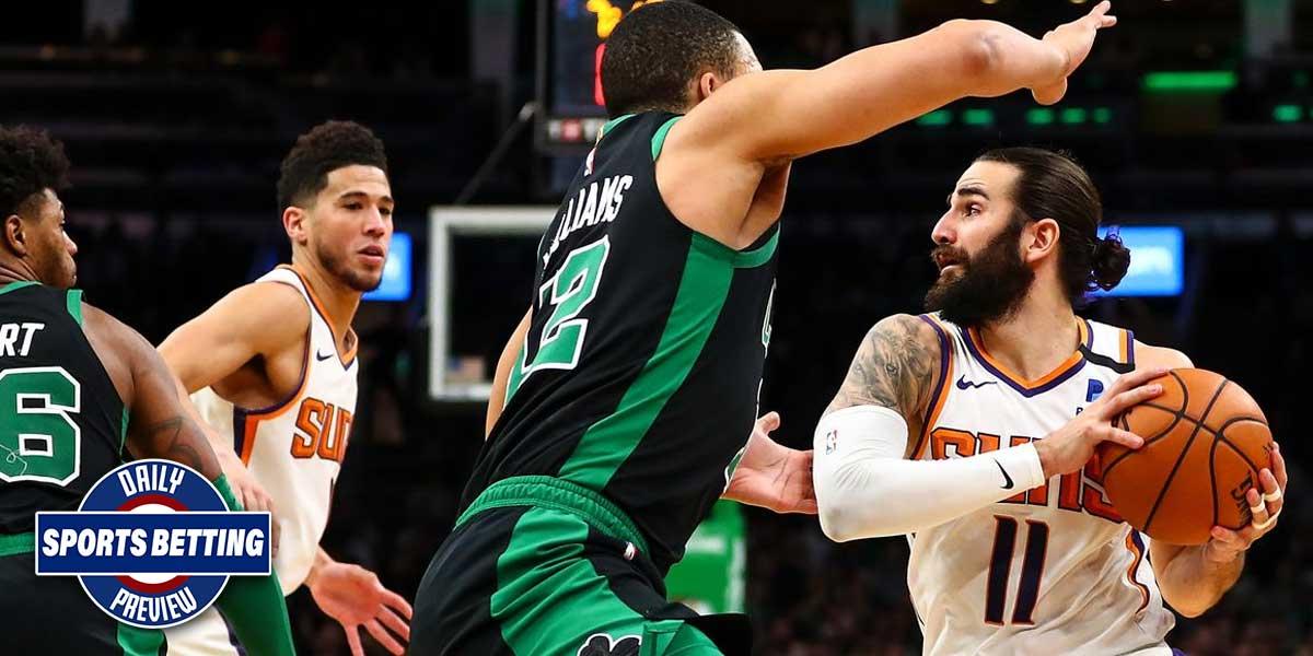 Suns - Celtics