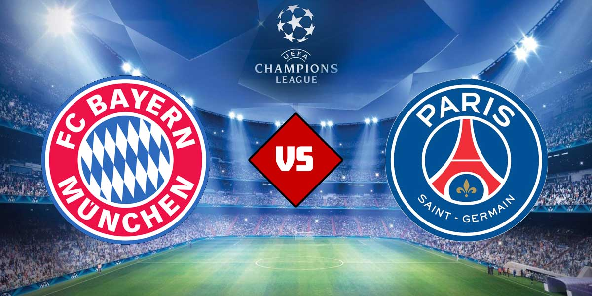 UEFA CL: Bayern Munich Vs. PSG First Leg Betting Preview
