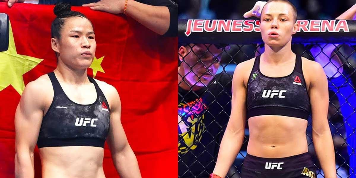 Weili Zhang vs. Rose Namajunas