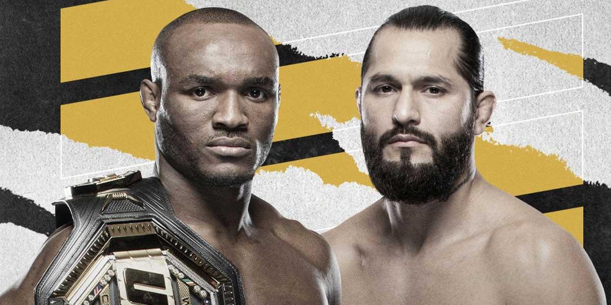 UFC 261 - Usman vs. Masvidal