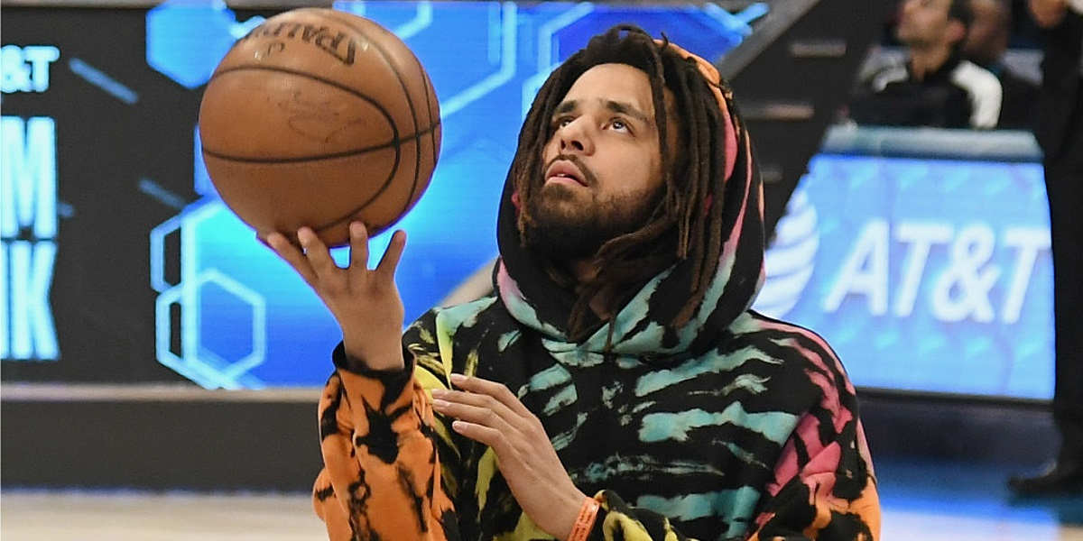 J Cole Basketball